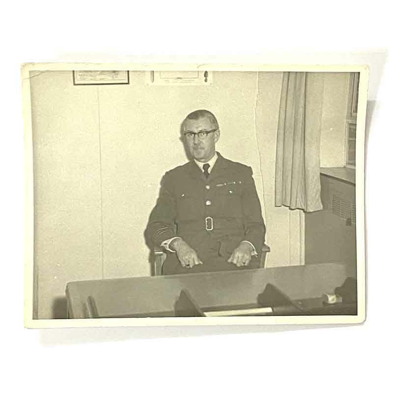 GSM Malaya RAF LSGC Squadron Leader 3