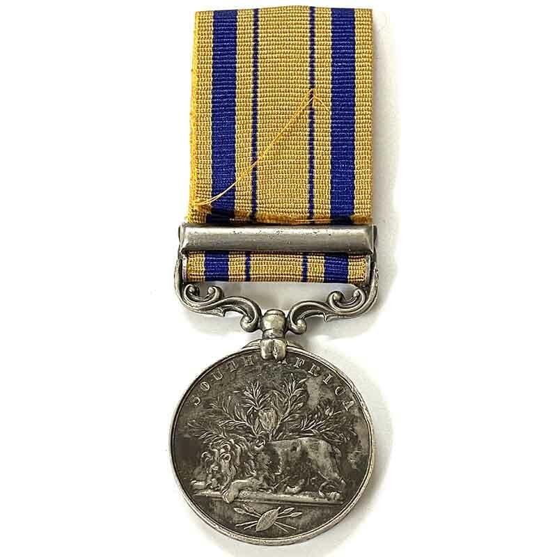 Zulu War Medal 1879 Herschel Native Contingent 2