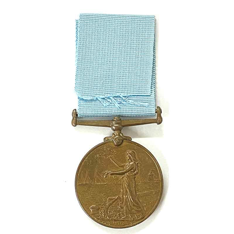 Visit to Ireland Medal 1903 Royal Irish Constabulary 2