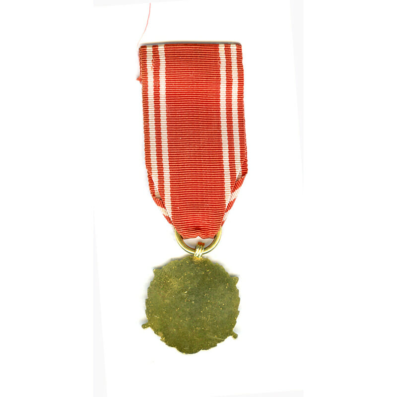 Armed Forces Medal for L.S. To the Fatherland 1951  20 years gilt... 2