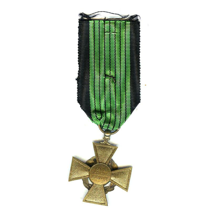 Croix de Guerre Legionnaire 2