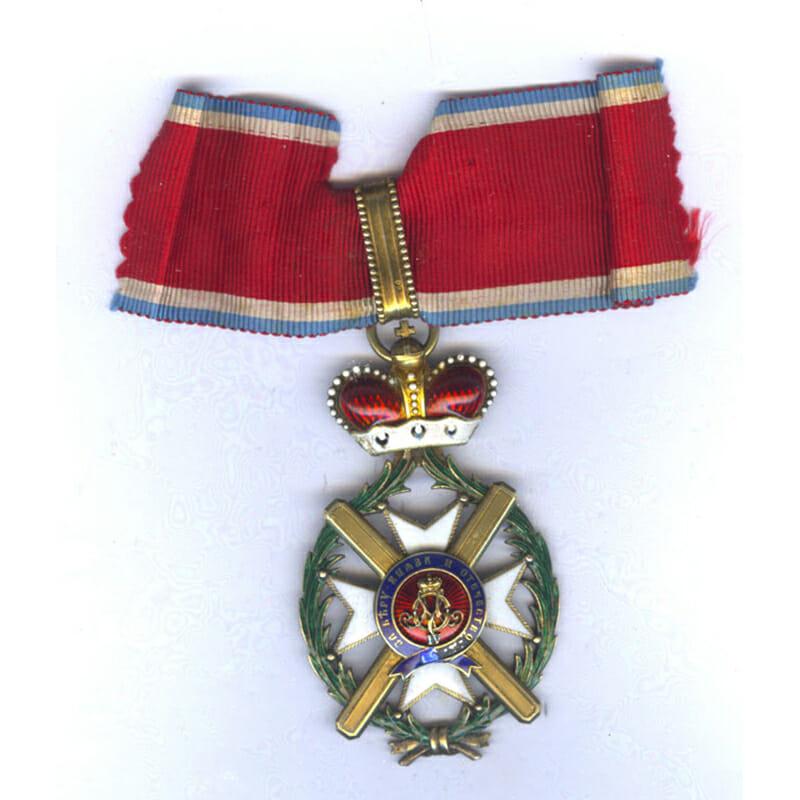 Order Takowa Commander neck badge Milan IV superb quality small chip to... 1