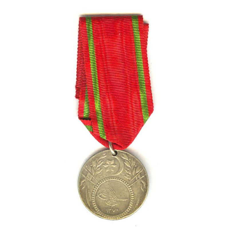 """Medal of Glory (Iftihar Madalyasi) """"Danube Medal"""", 1853 2"""