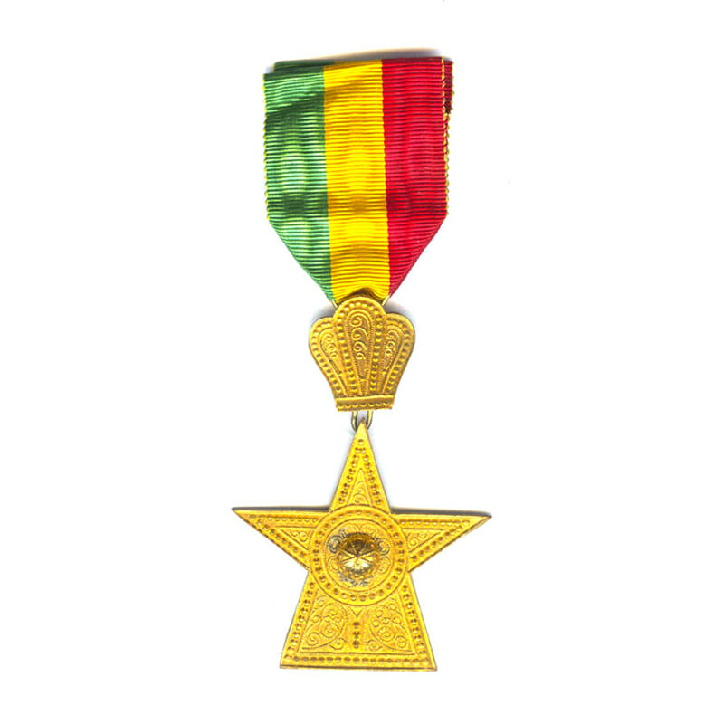 Order of the Star of Ethiopia Knight 1