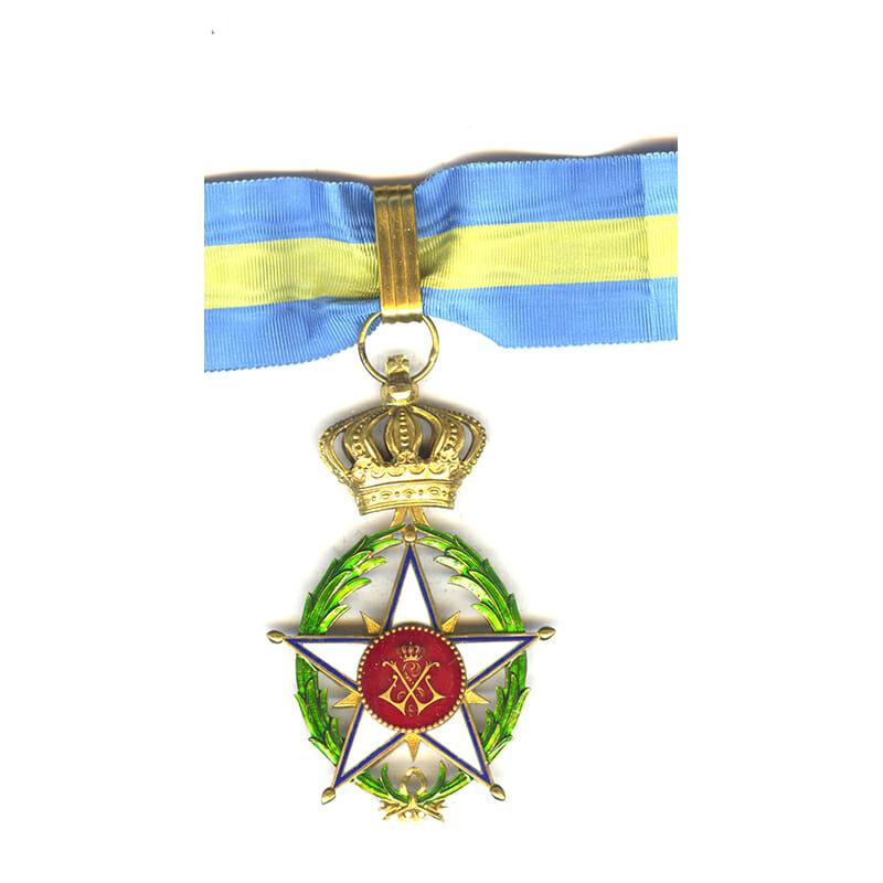 Order of the Star of Africa (Belgian Congo 1888) Commander 2