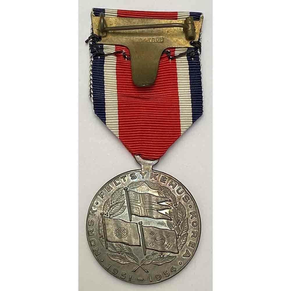Korea Medal 2