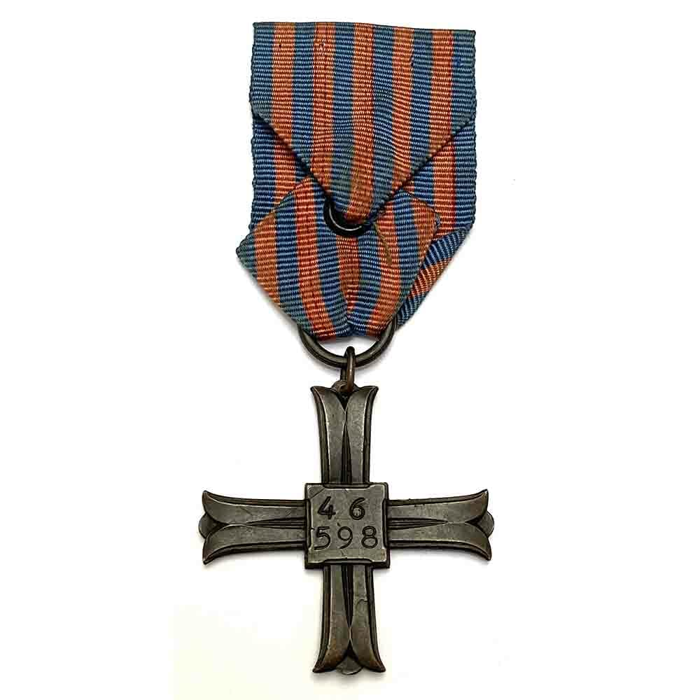 Monte Cassino Cross officially numbered 2