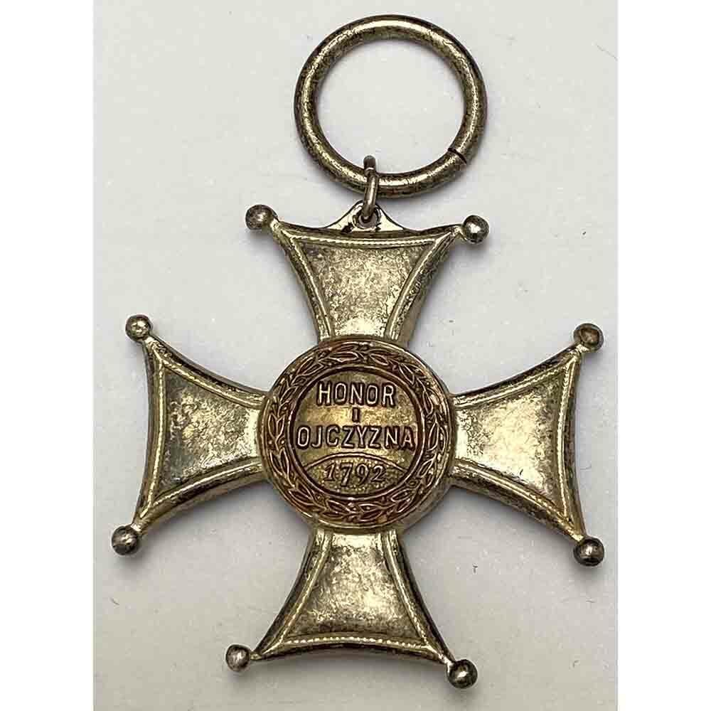 Order of Virtute Militare 1918 5th class badge 2