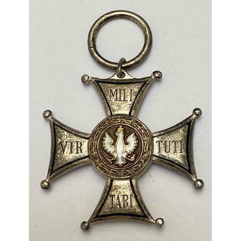 Order of Virtute Militare 1918 5th class badge 1