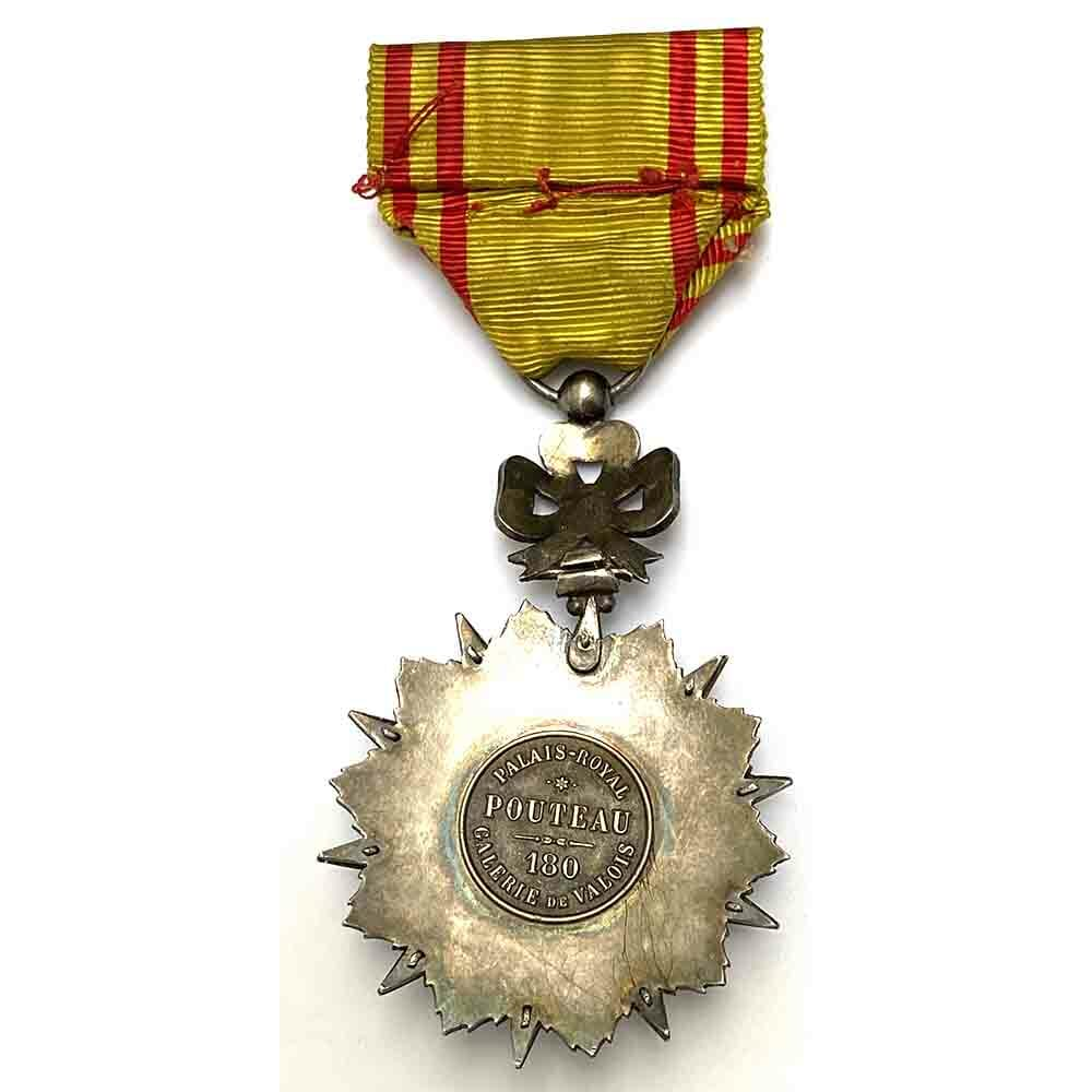 Order of Nichan Iftikhar Officer Hadi Bey 1902-1906 2