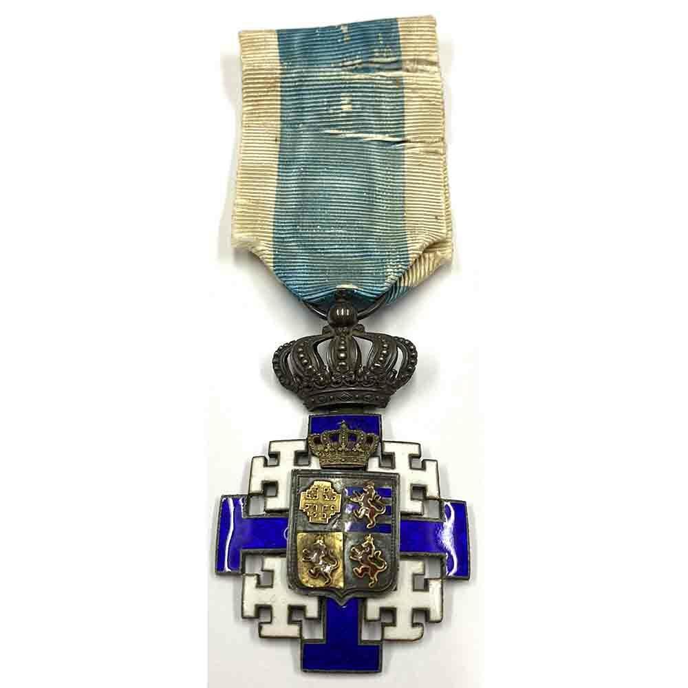 Order of Melusine 1186 Knight 1