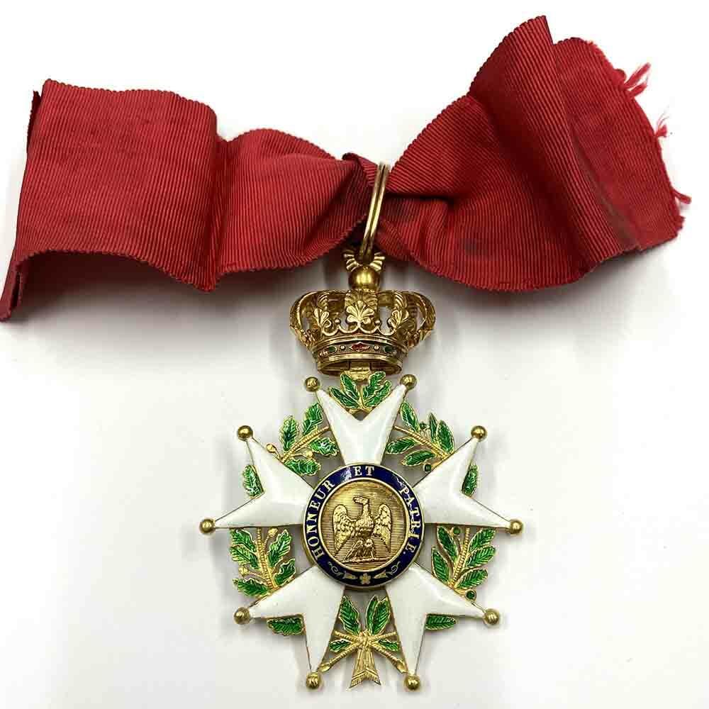 Legion D'Honneur Presidence 1851-1852 Commander 2