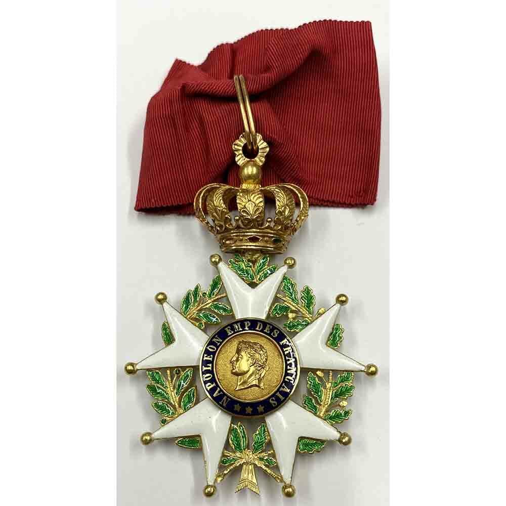 Legion D'Honneur Presidence 1851-1852 Commander 1