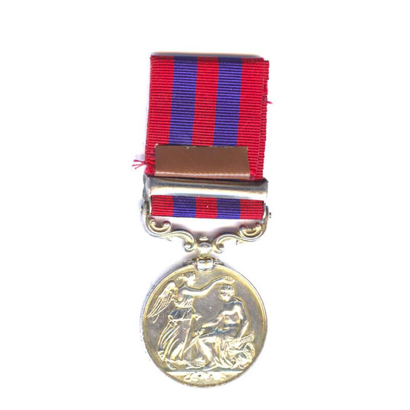 IGS 1854 Umbeyla 93rd Highlanders 2