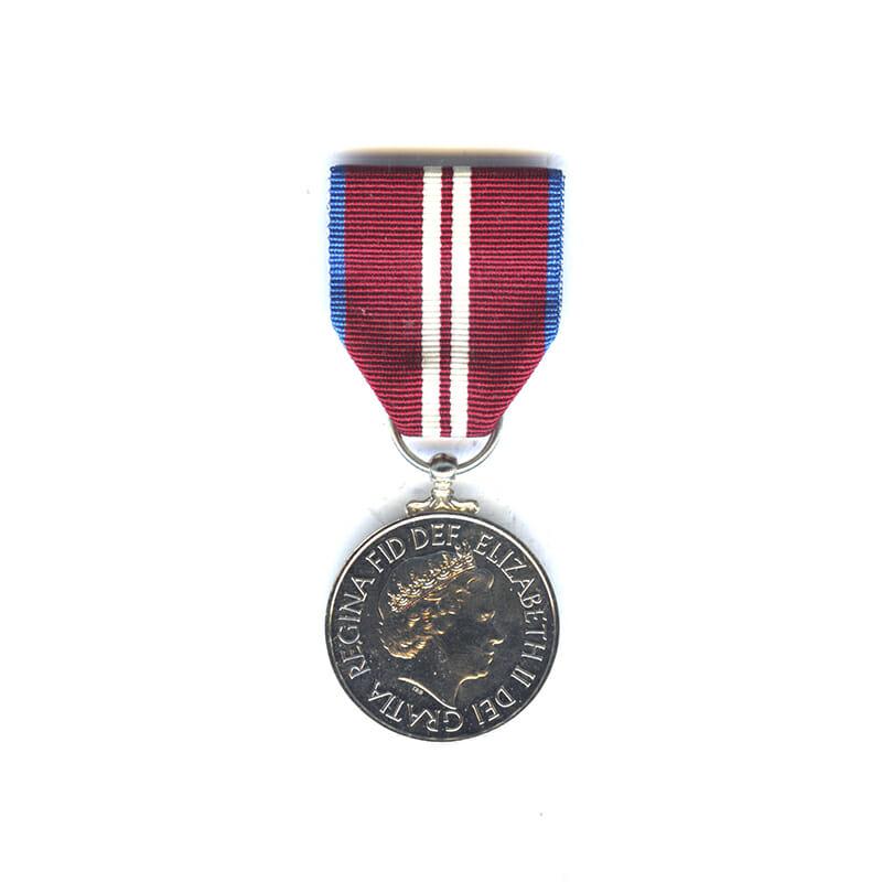 Queen's Diamond Jubilee Medal 1