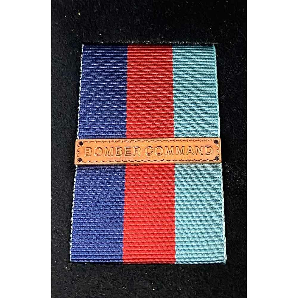 Bomber Command Clasp to Flt Lt DFM Winner 1