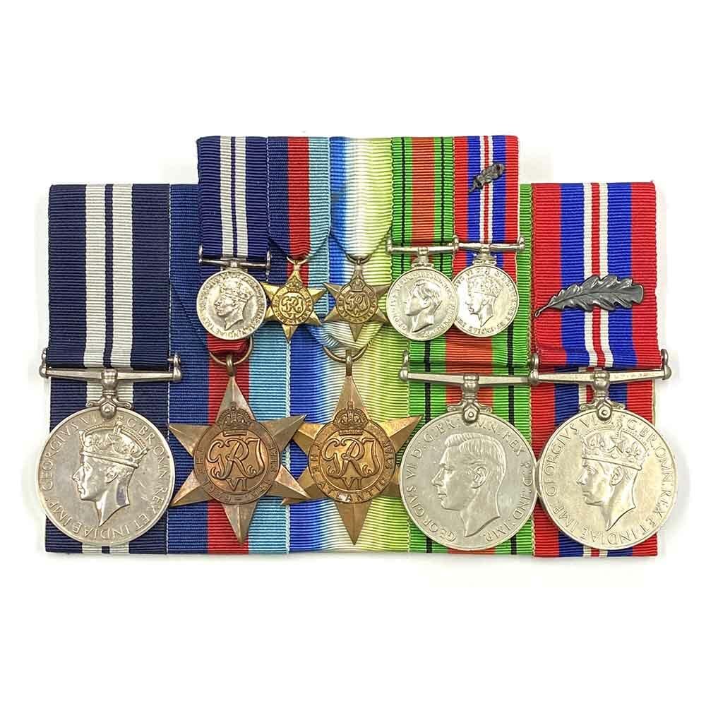 Distinguished Service Medal Group 1944 1