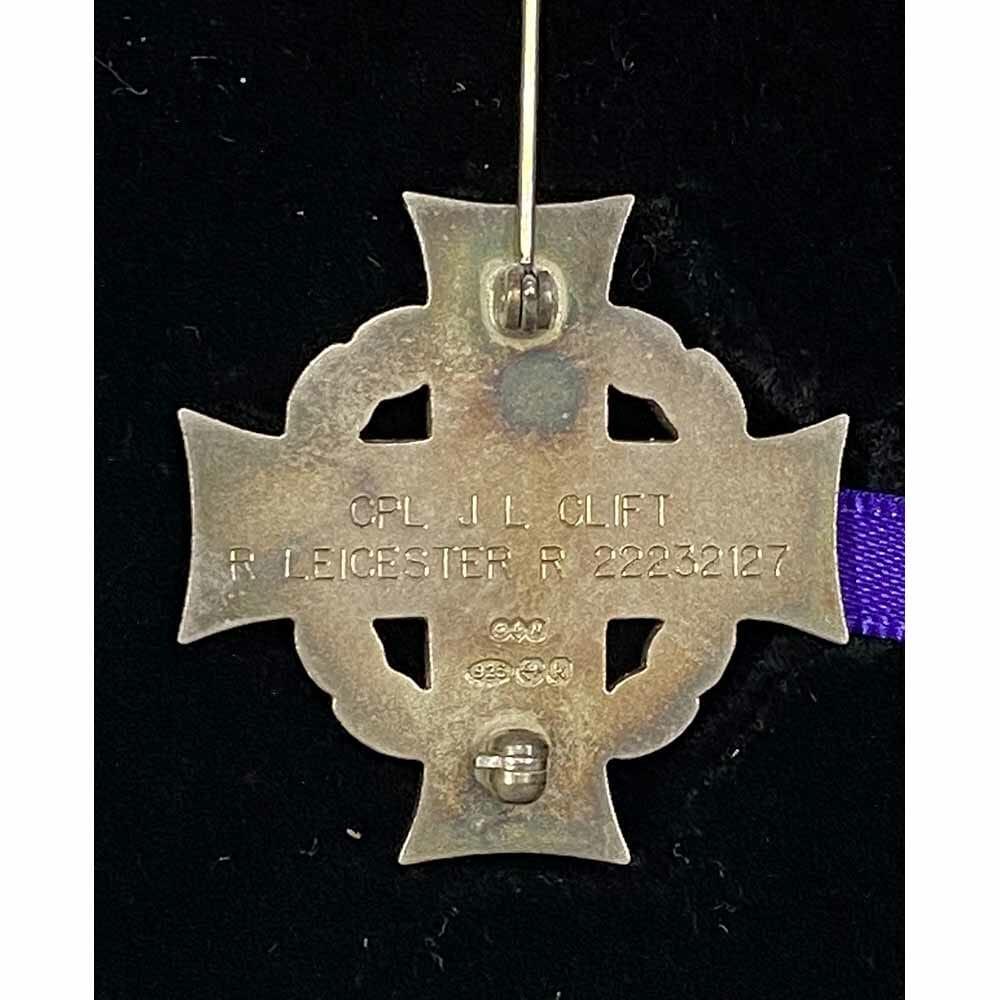 Elizabeth Memorial Cross VC Action Korea 3