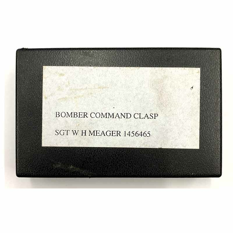 Bomber Command Clasp Attributed 3