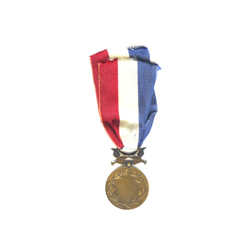 Medal of Honour of the Ministry of Foreign affairs MILITARY with swords 2