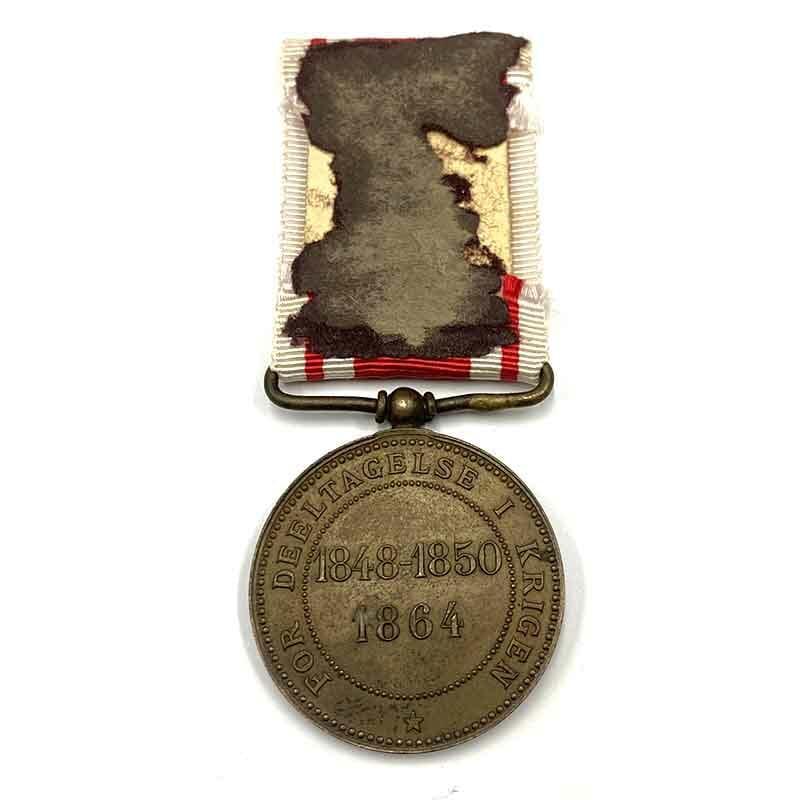 War medal 1848-1850-1864 2