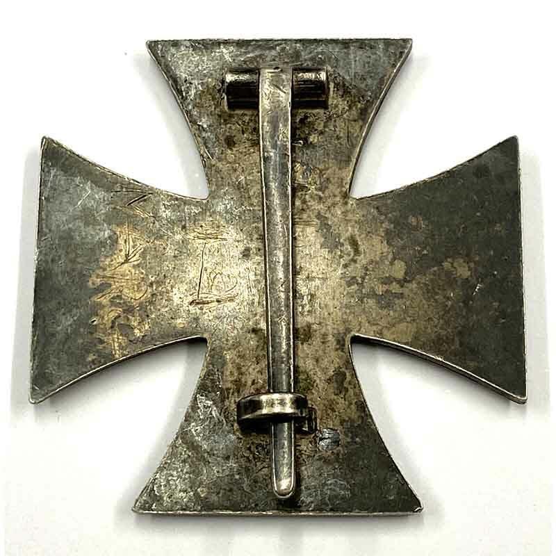 Iron Cross 1939 1st class  silver 2