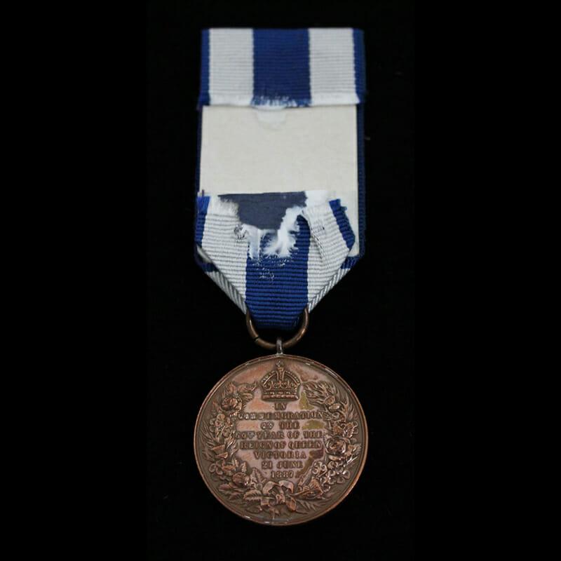 1887 Jubliee Medal 2