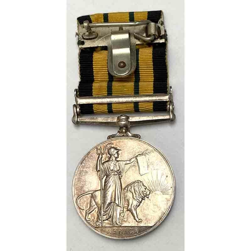 Africa General Service Medal Kenya KAR 2