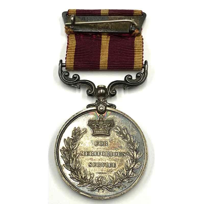 Meritorious Service Medal Unnamed 2