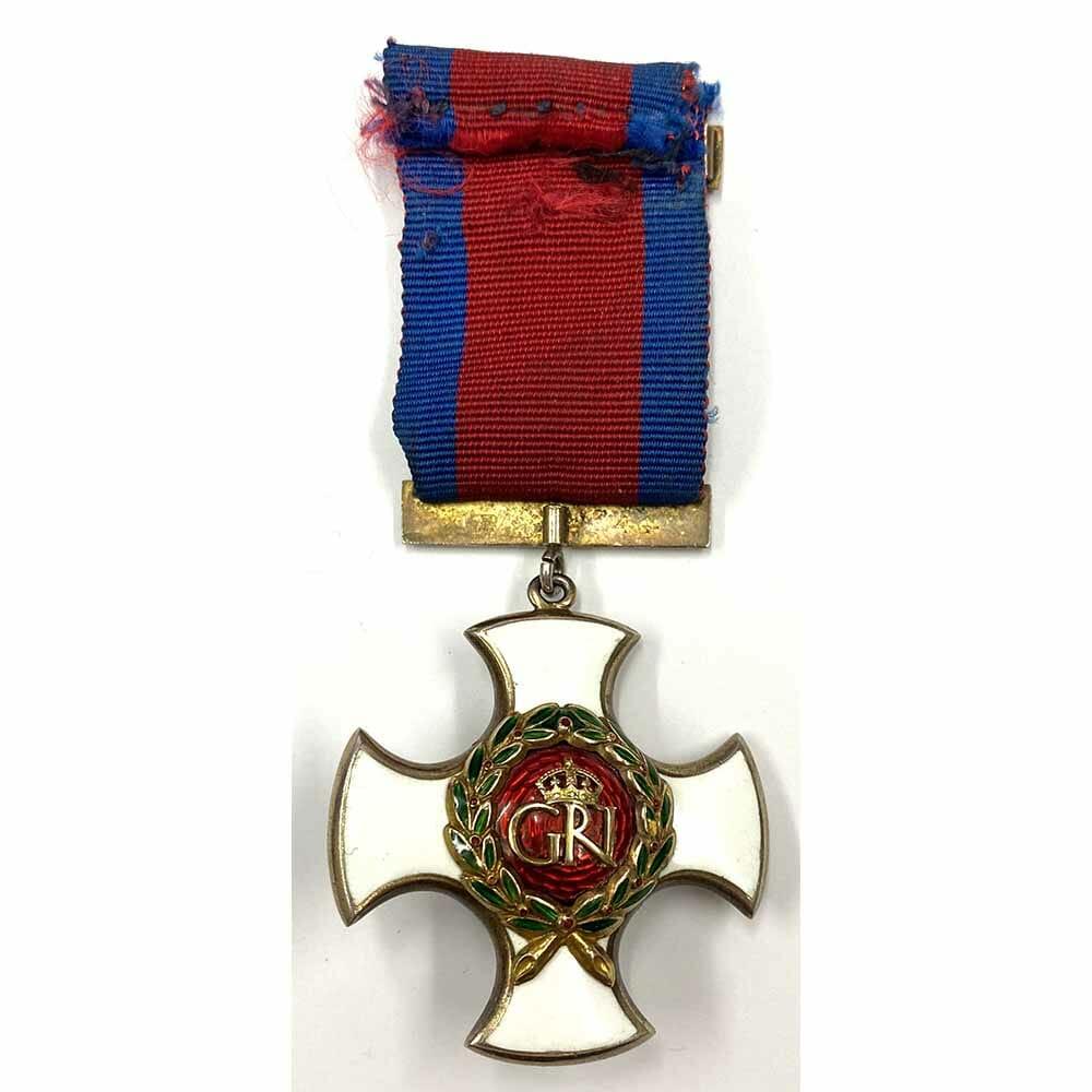 Distinguished Service Order GVI 1944 2