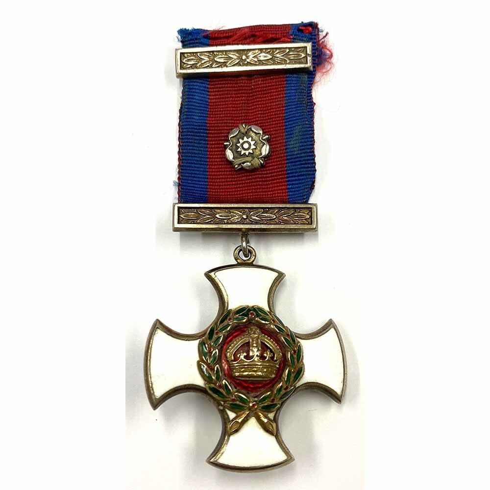 Distinguished Service Order GVI 1944 1