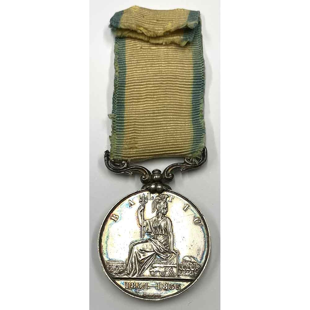 Baltic Medal 1854-55 Unnamed 2