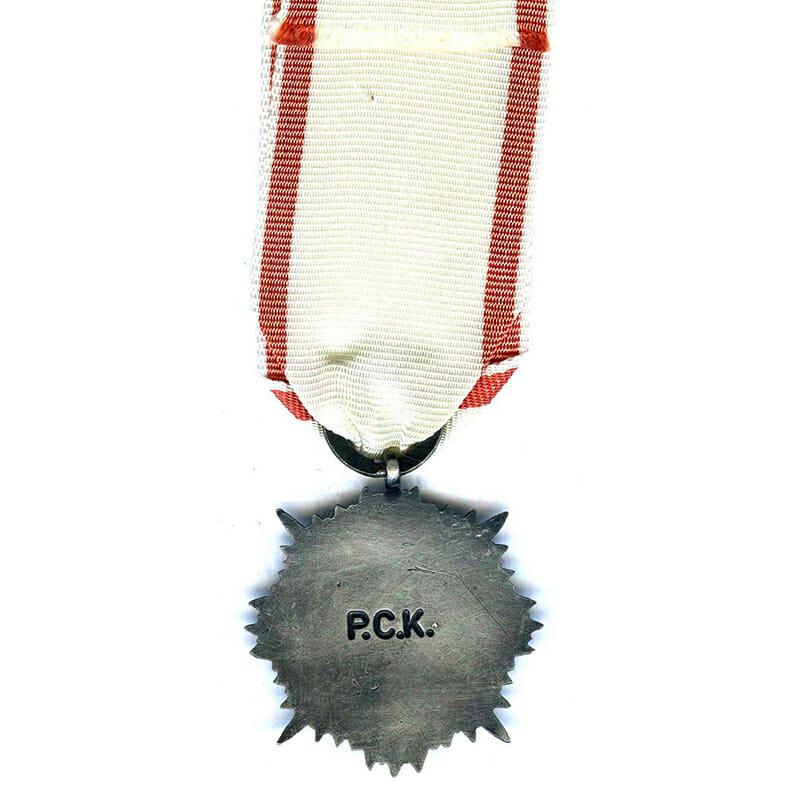 Polish Red Cross medal 2