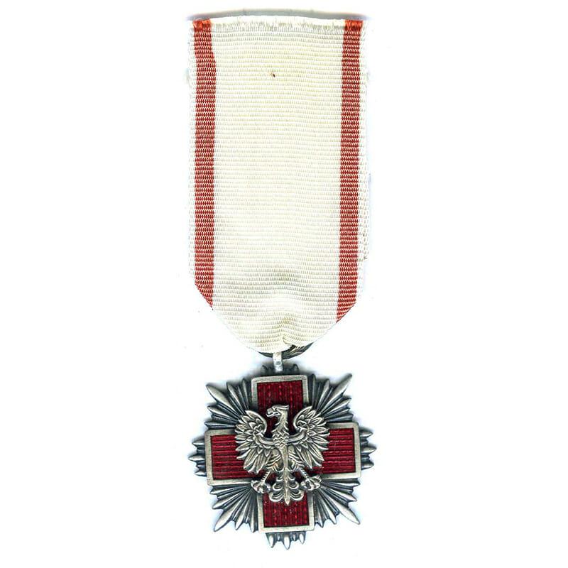 Polish Red Cross medal 1