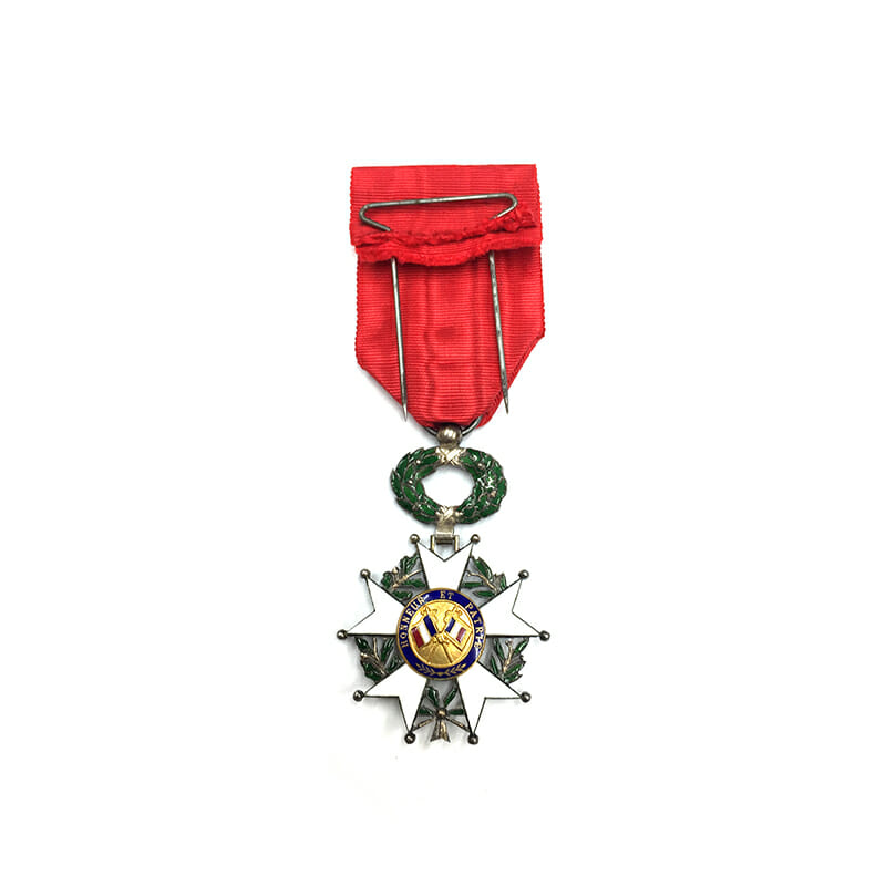 Legion D'Honneur 1870-1951 Knight  gold centre 2