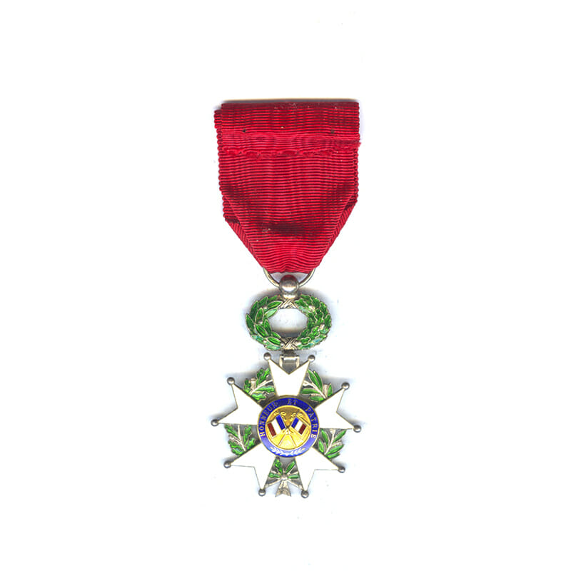 Legion D'Honneur 1951-1962 IVth Republic 2
