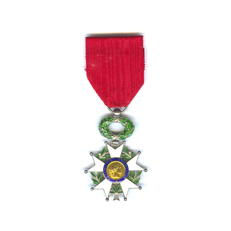 Legion D'Honneur 1951-1962 IVth Republic 1