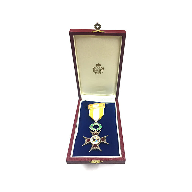 Order of Isabella the Catholic  Knight  Kingdom 5