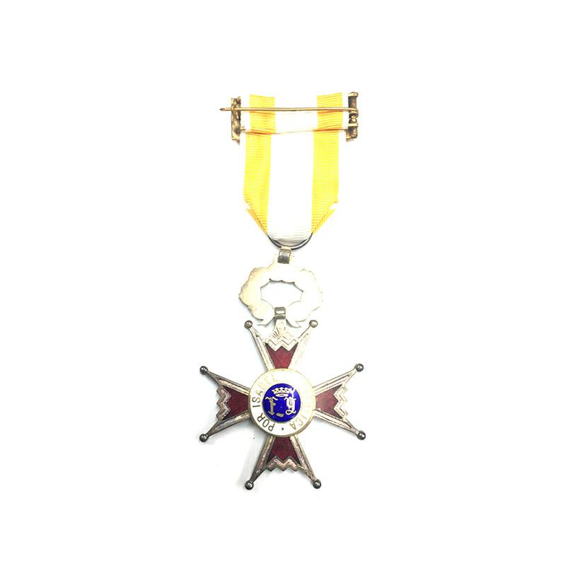 Order of Isabella the Catholic  Knight  Kingdom 2