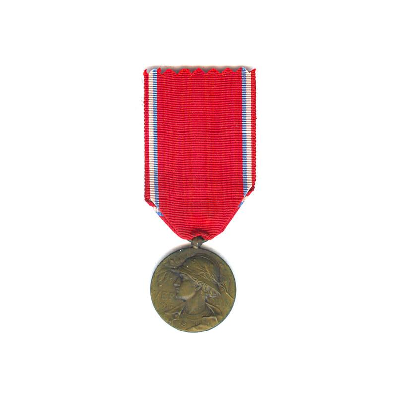 Verdun medal On Ne Passe Pas 1