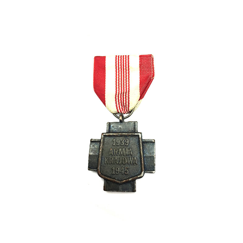 Home Army Cross 1939-45 2