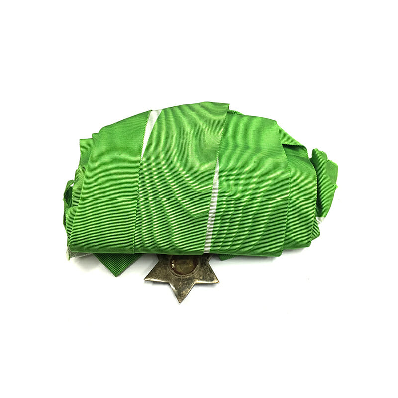 Order of the Medhauia Grand Cross sash badge 2