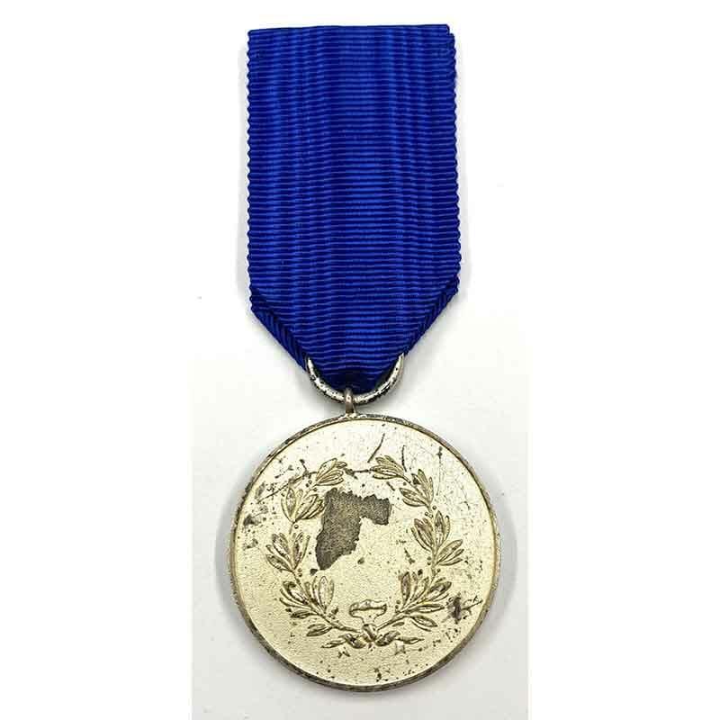 Al Valore Militare silvered 2