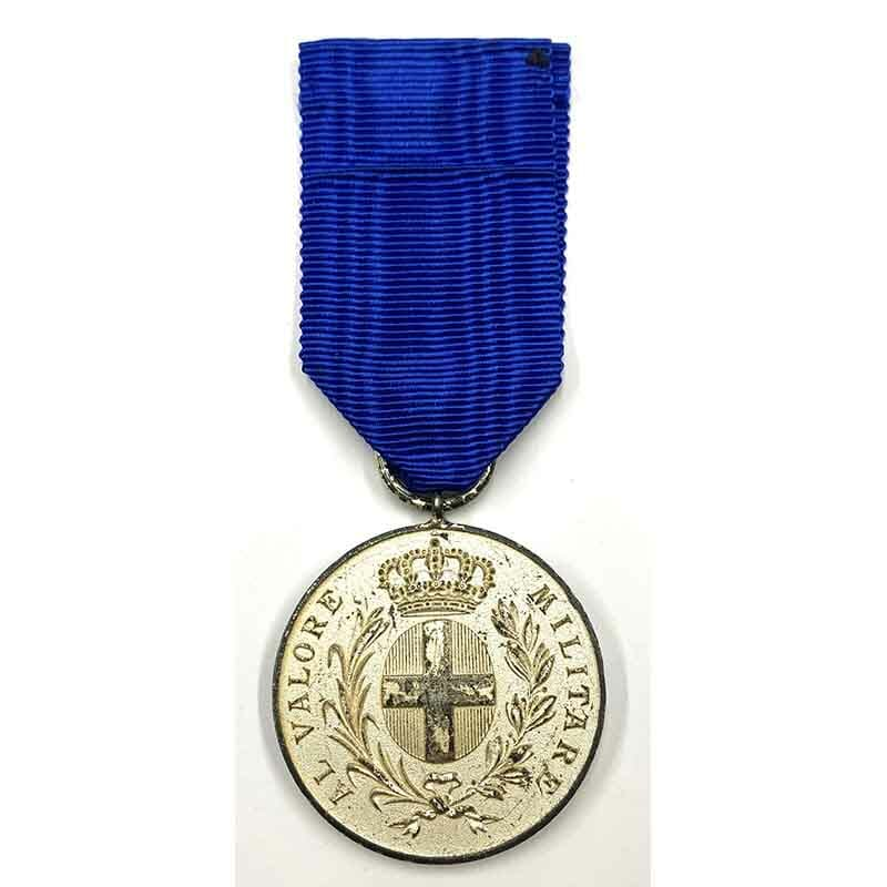 Al Valore Militare silvered 1