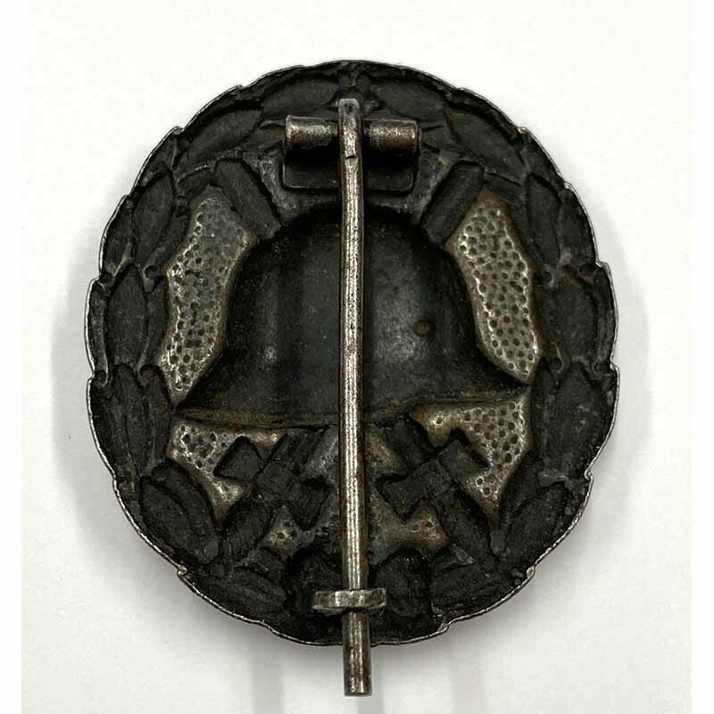 Military Wound badge black WW1 2