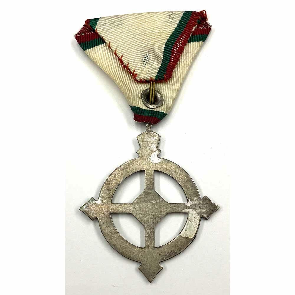 Queen Eleonora Cross 1913 for the Red Cross in the Balkan Wars... 2