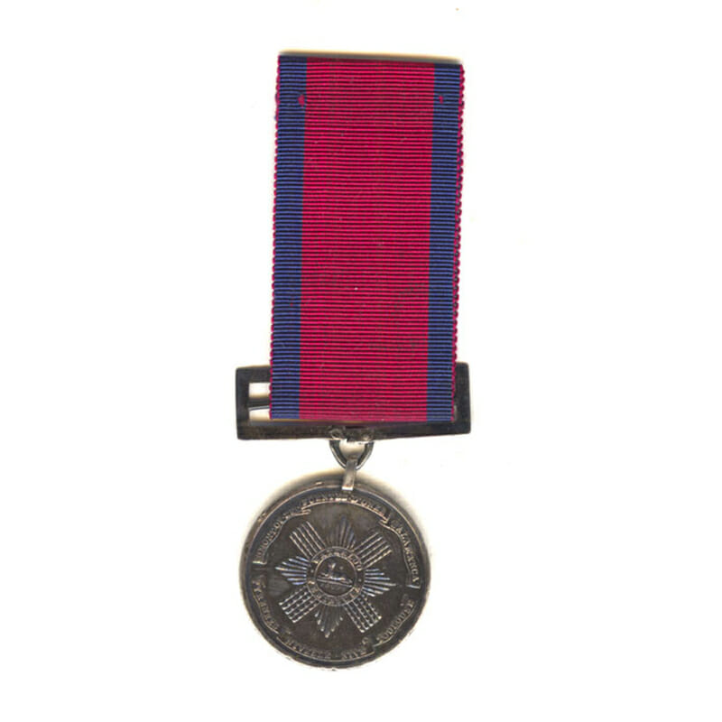 79th Foot Order of Merit Medal 1819 1