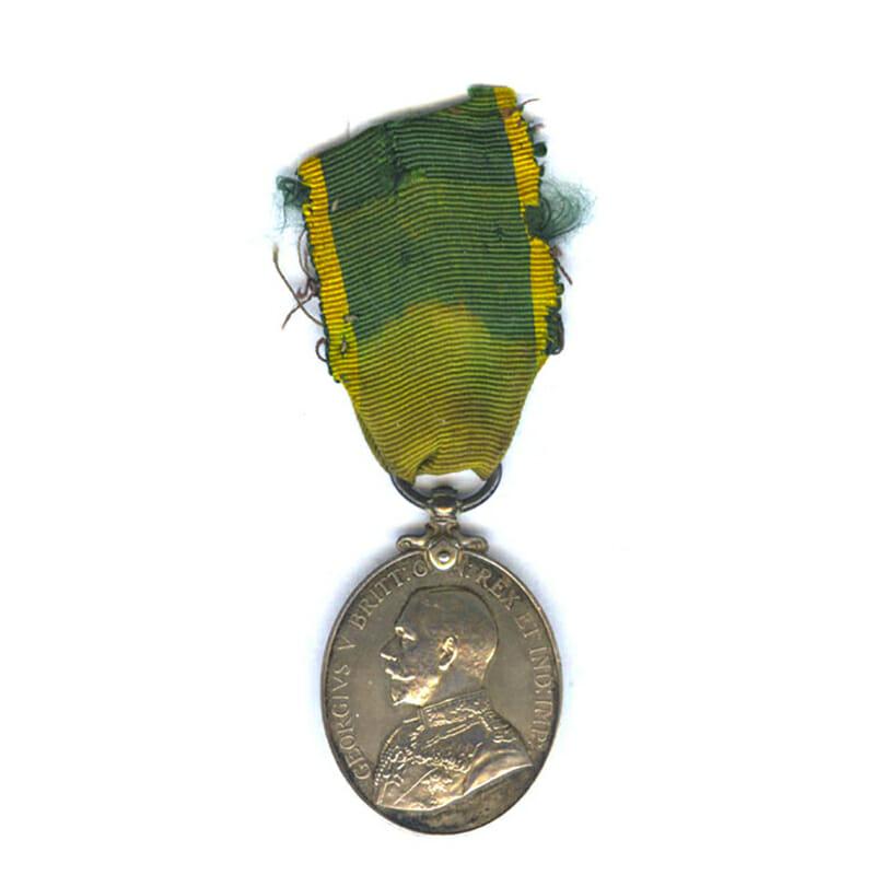 Territorial Force Efficiency Medal (GV) 1