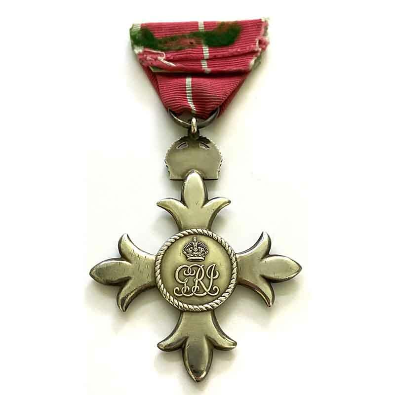 Member of the Order of the British Empire 2