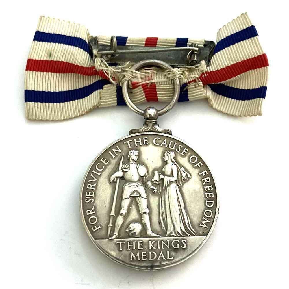Medal for Service in the Cause of Freedom 2